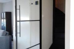 ScharnierdOp maat gemaakte stalen scharnierdeuren van Stalendeurinhuis. Bekijk onze website voor de mogelijkheden.uren49